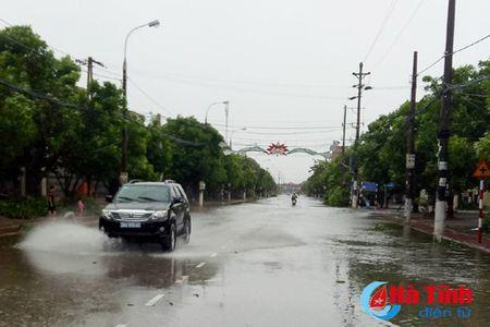 TP Ha Tinh: Cay do nhu... 'ra', duong pho ngap bang - Anh 4