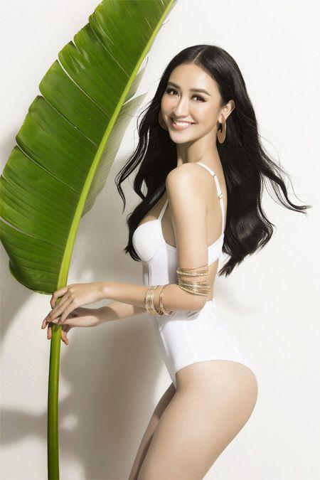 Ha Thu nhan vuong mien, chinh thuc dai dien Viet Nam do sac tai Miss Earth 2017 - Anh 2