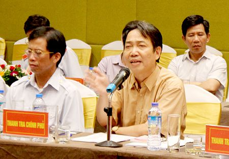Thanh tra khong phai 'con ho' mang ket luan thanh tra di thuc hien - Anh 3