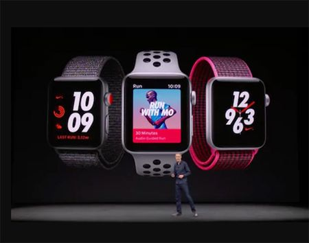 Apple quyet 'dut tinh' voi Apple Watch series 2 - Anh 1