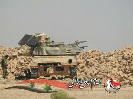 Quan doi Syria, nguoi Kurd dua tan cong IS chiem lanh dia tai Deir Ezzor - Anh 7