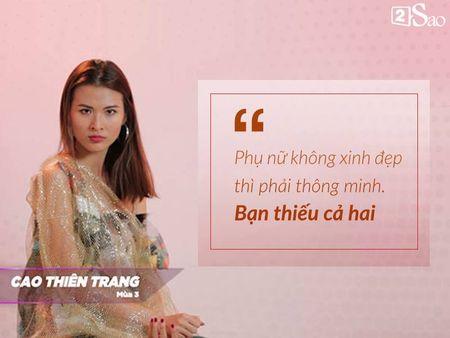 Cao Thien Trang bat ngo cong khai 10 phat ngon 'soc' khien Next Top Model 2017 phai cat song - Anh 12