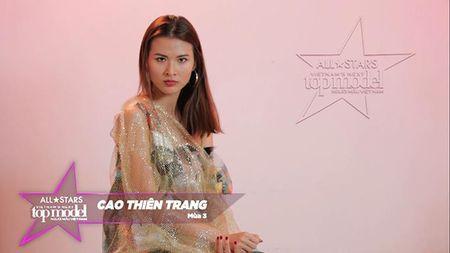 Cao Thien Trang bat ngo cong khai 10 phat ngon 'soc' khien Next Top Model 2017 phai cat song - Anh 2