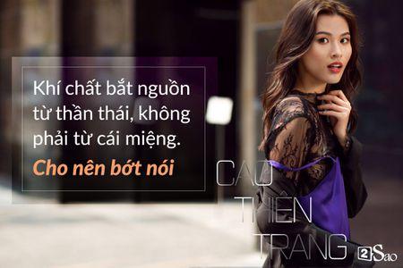 Cao Thien Trang bat ngo cong khai 10 phat ngon 'soc' khien Next Top Model 2017 phai cat song - Anh 4