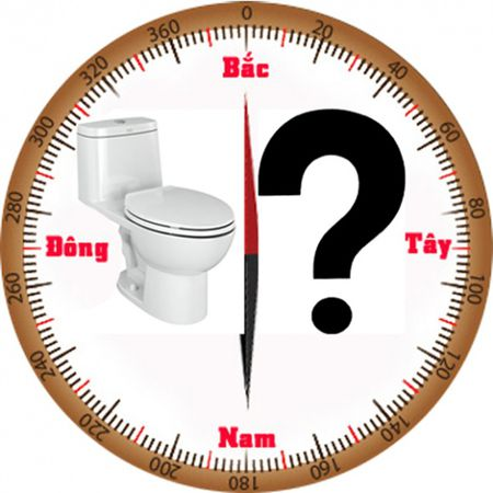 Phong thuy: Chon vi tri dat bon cau de tranh gia chu bi sat nghiep, than bai danh liet - Anh 1