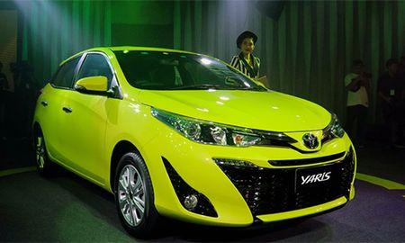 Toyota Yaris moi gia tu 14.800 USD tai Thai Lan - Anh 1