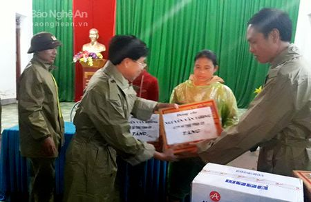 Pho Bi thu tinh uy Nguyen Van Thong kiem tra cac diem ach yeu tai Quy Hop - Anh 5