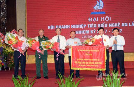 Hoi Doanh nghiep tieu bieu Nghe An don nhan Bang khen cua Thu tuong Chinh phu - Anh 4