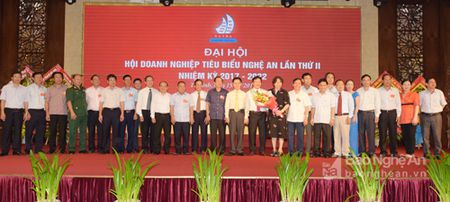 Hoi Doanh nghiep tieu bieu Nghe An don nhan Bang khen cua Thu tuong Chinh phu - Anh 6
