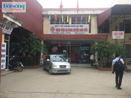 Hon 30 chau nghi bi ngo doc thuc pham o Truong mam non o Hoai Duc - Anh 4