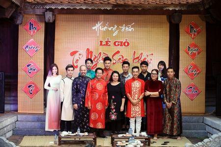 Le gio To nghe san khau 2017 duoc to chuc o Cung Van hoa Huu nghi Viet Xo - Anh 1