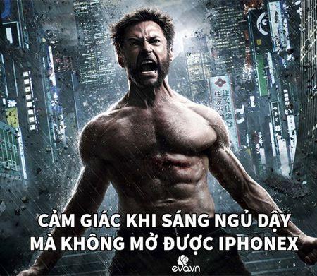 Cuoi ra nuoc mat vi iPhone X 'bat luc' truoc ninja Viet - Anh 12