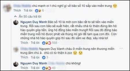 Sau Tuan Hung, 'Thanh Duy Manh' tiep tuc dua cac 'manh thuong quan' len thot? - Anh 1