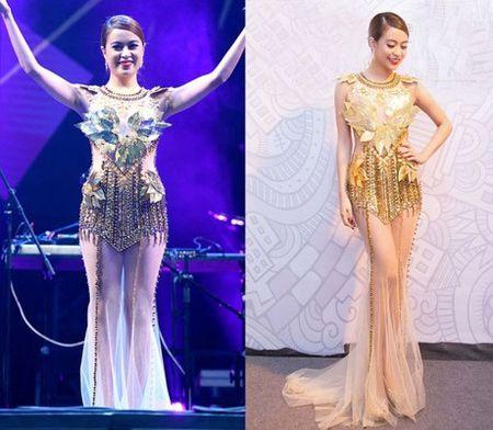 Choang vang voi hinh anh hang loat sao Viet chua qua photoshop: Da den, chan tho, dui to, bung mo... nhin la het ca hon - Anh 3
