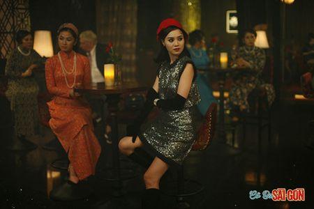 Ngo Thanh Van thang tay tat Ninh Duong Lan Ngoc trong 'Co Ba Sai Gon' - Anh 2