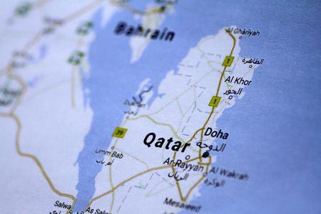 Qatar mat hon 38 ti USD du tru vi cang thang ngoai giao - Anh 1