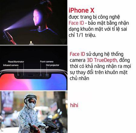 "Dan mang che anh Face ID iPhone X trong dieu kien ""thuc te"" o Viet Nam - Anh 3"