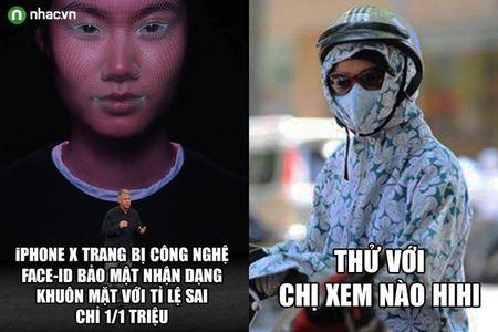 "Dan mang che anh Face ID iPhone X trong dieu kien ""thuc te"" o Viet Nam - Anh 4"