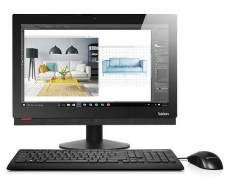 Bo doi may tinh de ban cao cap Lenovo ThinkCentre ve Viet Nam - Anh 1