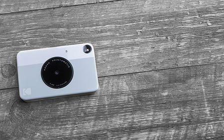 Kodak ra mat may anh du lich Printomatic - Anh 1