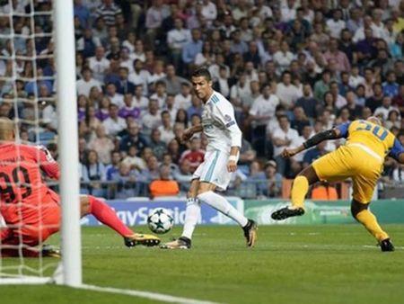 Champions League: Ronaldo lai lap ky luc - Anh 1