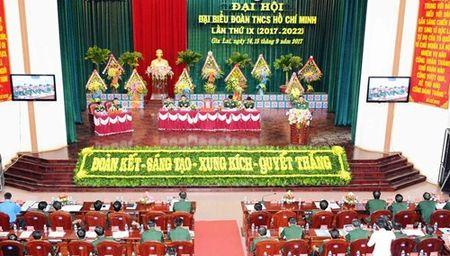 Quan doan 3: Hon 7.235 can bo doan vien thanh nien duoc khen thuong - Anh 1