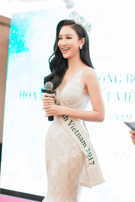 Ha Thu khong ap luc voi thanh tich Top 8 cua Nam Em o Hoa hau Trai dat - Anh 2