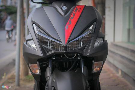 Yamaha NVX 155 ban dac biet thay giam xoc, phoi mau moi - Anh 2
