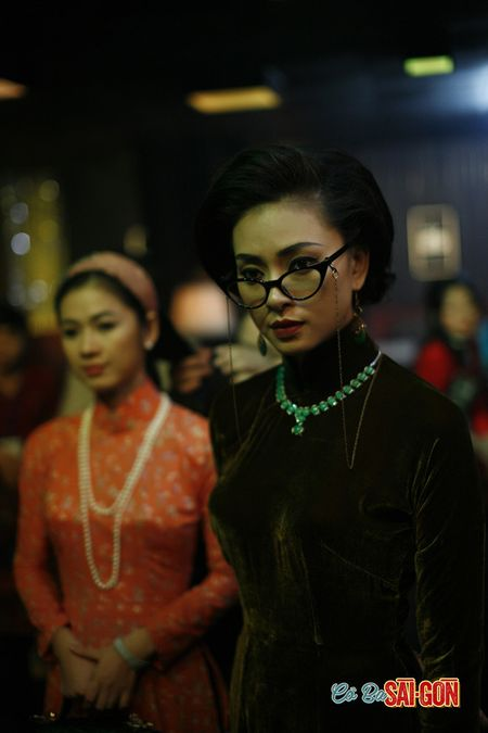 Lan Ngoc va Ngo Thanh Van tranh cai nay lua trong 'Co Ba Sai Gon' - Anh 2