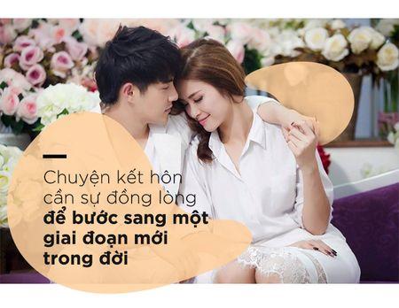 Dong Nhi: 'Le cuoi cua toi va Ong Cao Thang khong con xa' - Anh 6