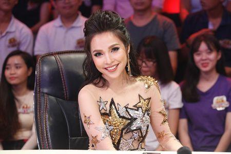 Hien Thuc tiet lo thich ve dep trai, de thuong cua Truong Giang - Anh 2