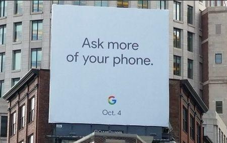Google xac nhan ngay ra mat hai smartphone Pixel 2 - Anh 1