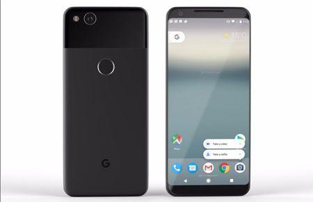 Google xac nhan ngay ra mat hai smartphone Pixel 2 - Anh 2