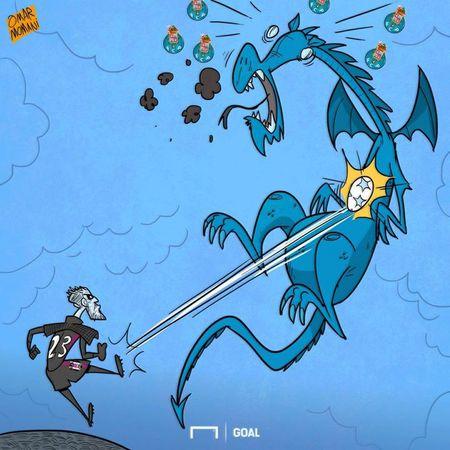Hi hoa Buffon so xanh mat khi gap 'nguoi khong lo' Messi - Anh 7