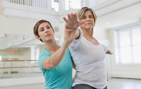 6 cach ngan ngua chan thuong khi tap yoga - Anh 1