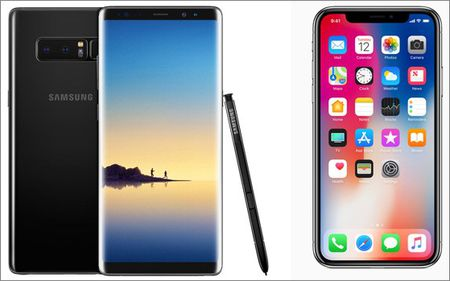 10 ly do Galaxy Note 8 dang mua hon nhieu so voi iPhone X - Anh 1