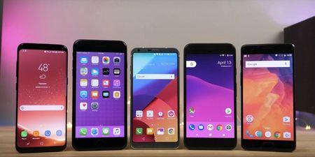 Dien thoai Android hay iPhone gap loi nhieu hon? - Anh 1