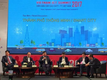 Xay dung smart city: Khong nen cho co chuan moi lam - Anh 1
