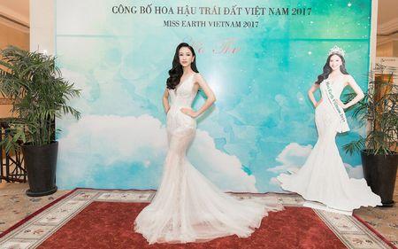 Ha Thu goi cam voi dam duoi ca, nhan vuong mien HH Trai dat Viet Nam - Anh 1