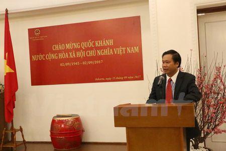 Dai su quan Viet Nam tai Indonesia ky niem 72 nam Quoc khanh - Anh 1