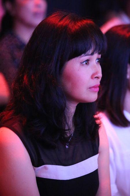 Trang Nhung bat khoc nhin con gai 9 tuoi dien canh mao hiem - Anh 3