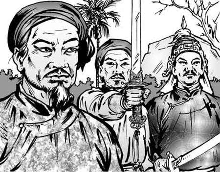 Bo 3 thai giam quyen luc, ai cung phai kinh so trong lich su Viet - Anh 4