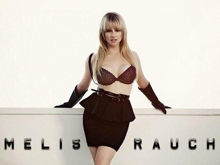 3 vong sexy khong the cuong lai cua Melissa Rauch - Anh 8