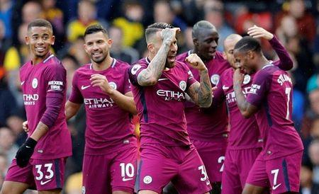 Watford 0-6 Manchester City: Goi ten ki luc gia Aguero - Anh 5