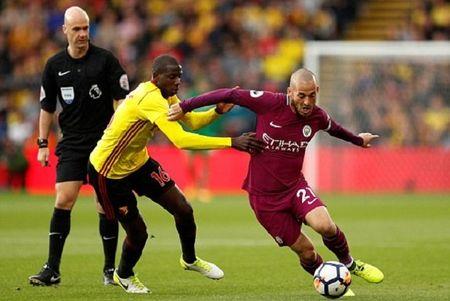 Watford 0-6 Manchester City: Goi ten ki luc gia Aguero - Anh 9
