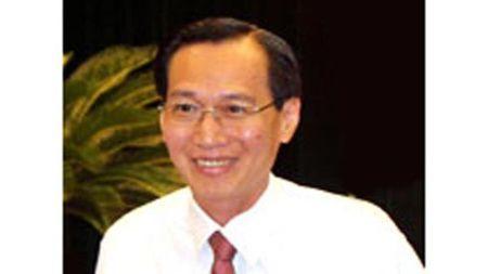 Lanh dao TPHCM tiep Doan dai bieu tinh Xiengkhuang va Bo An ninh Lao - Anh 1
