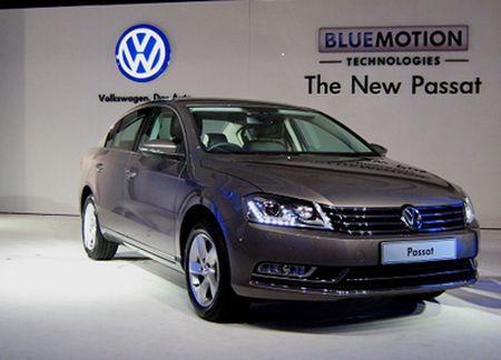 Volkswagen Viet Nam ra mat 2 mau xe moi - Anh 1