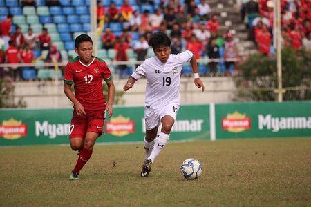 Thang luan luu, U18 Thai Lan va U18 Malaysia vao chung ket U18 Dong Nam A - Anh 1