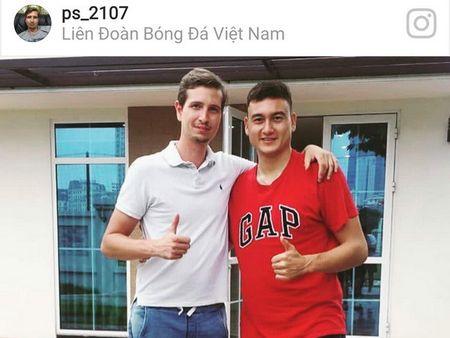 Lanh dao VFF cuu mang Dang Van Lam nhung ngay anh roi Hai Phong - Anh 1