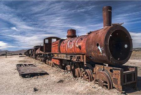 Abandoned Wrecks: Nhung dong do nat bi lang quen - Anh 10